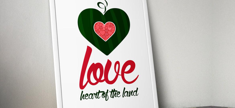 love diseño de logotipo