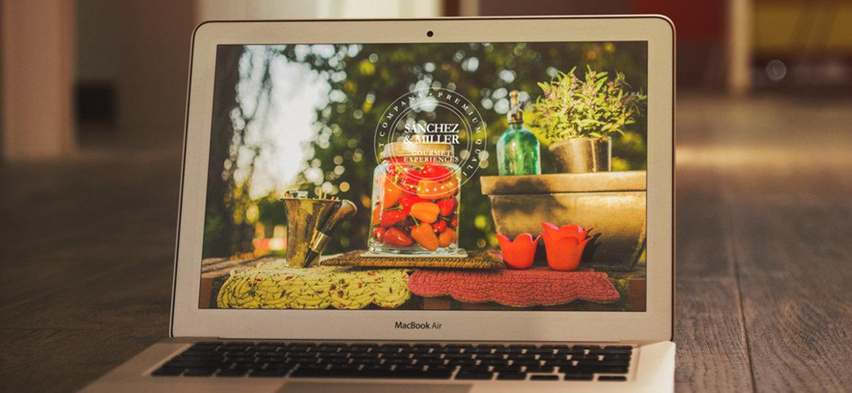 diseño web sanchez and miller