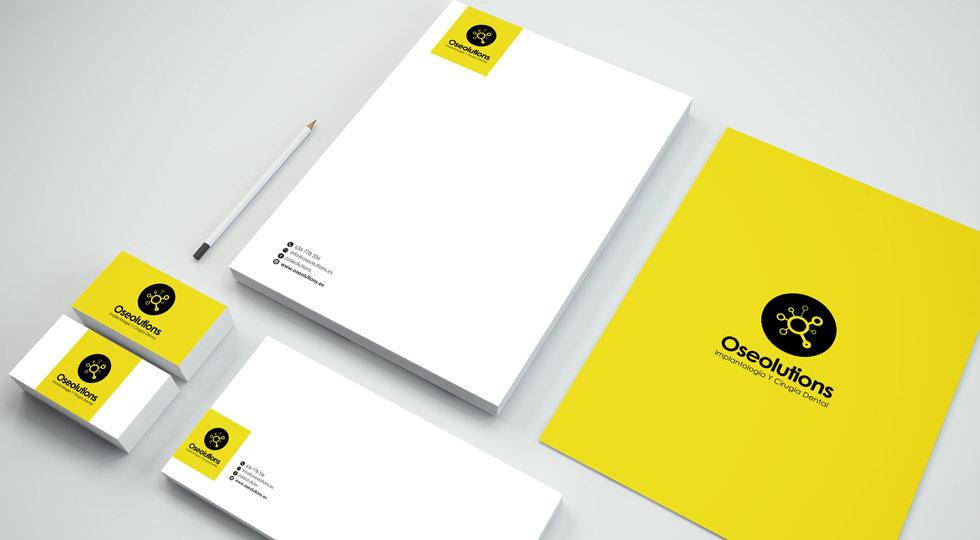 oseolutions diseño logtipo marca