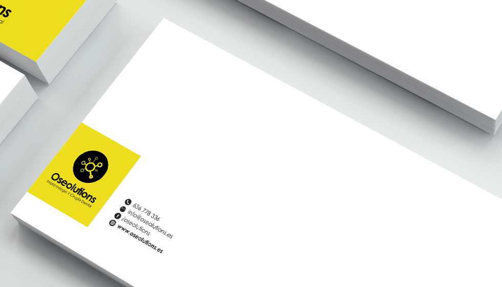 detalle diseño de marca oseoltions