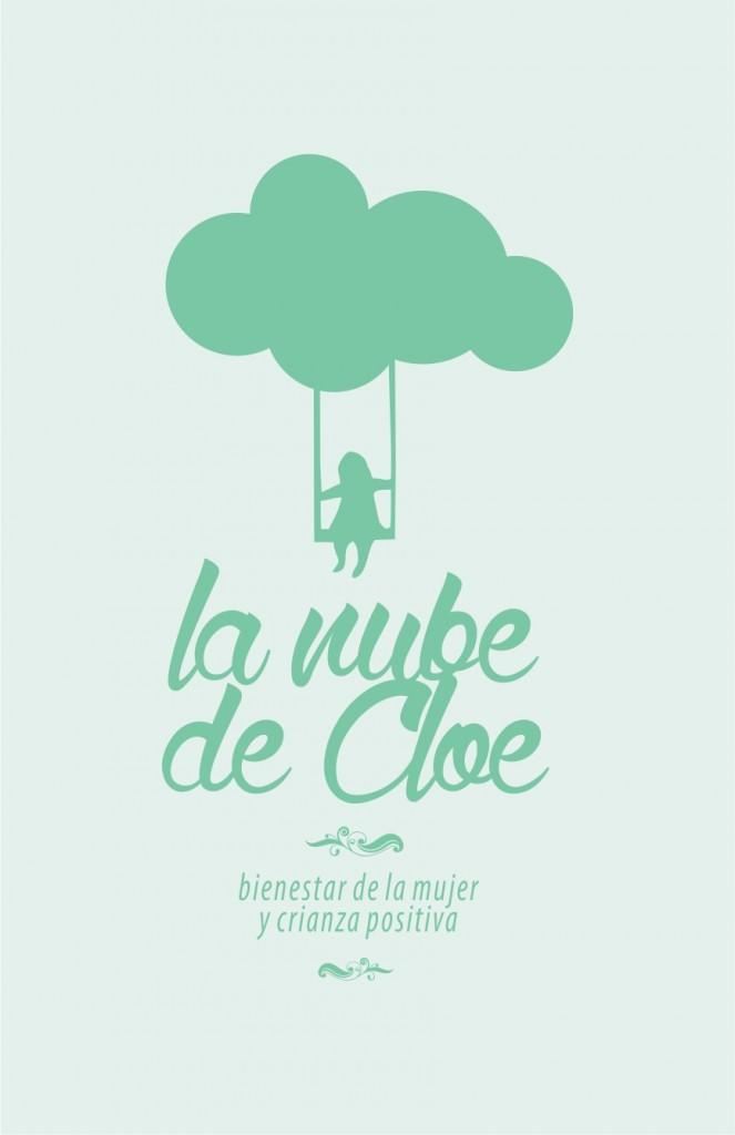 Diseño de marca la nube de cloe